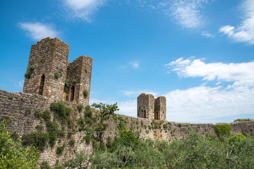 villages Toscane - Monterrigioni