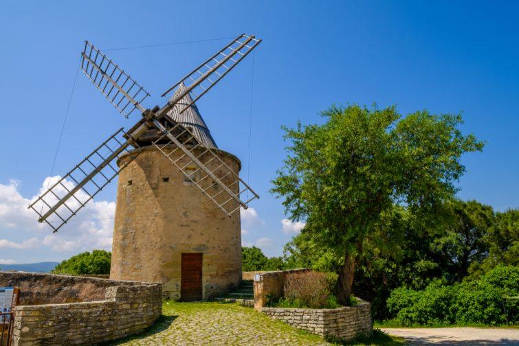 Moulins Luberon
