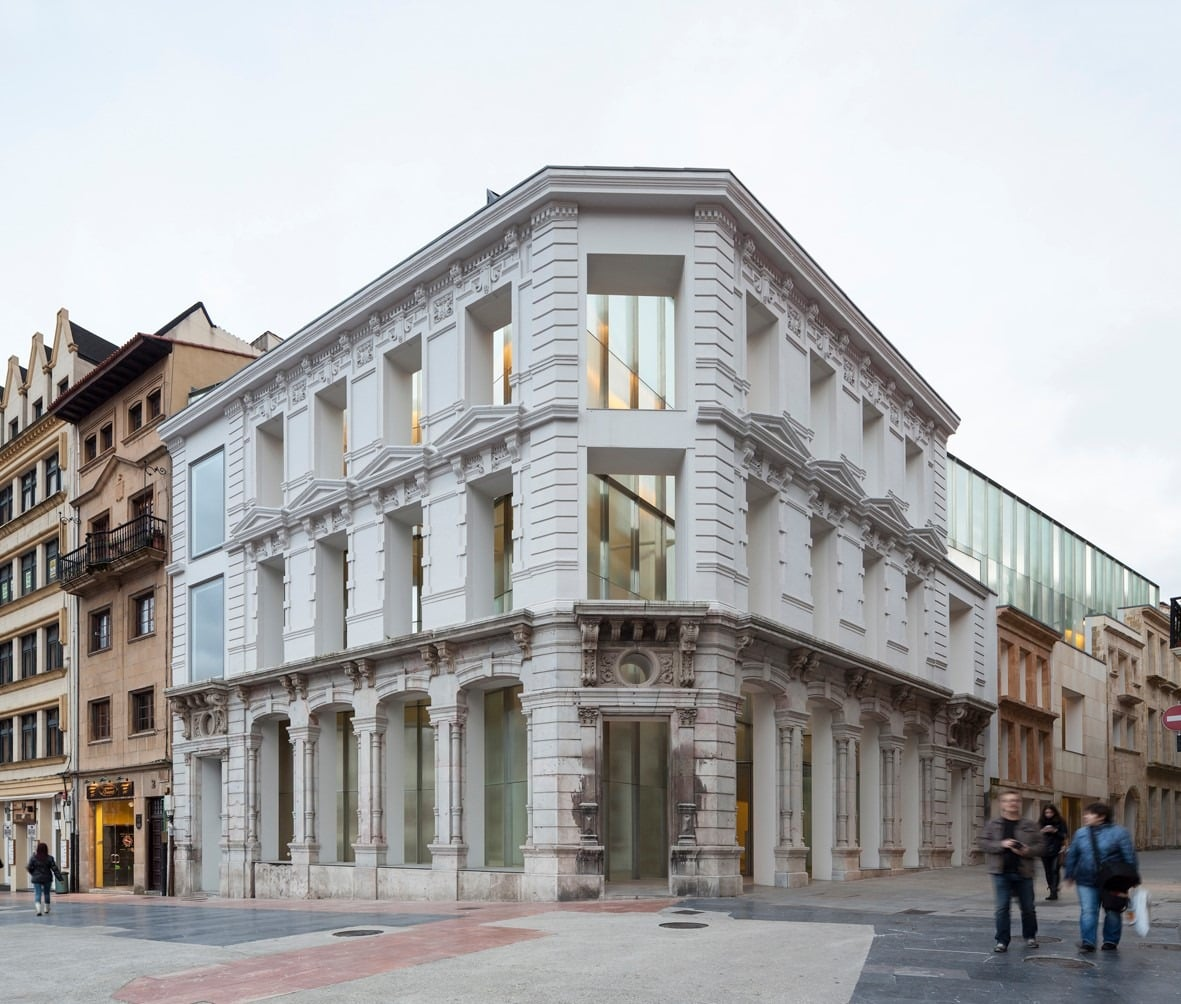 Musée des beaux arts Oviedo
