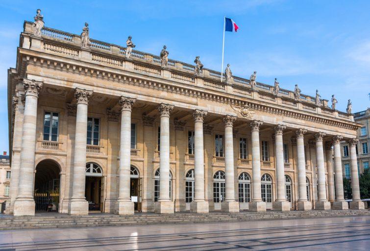 Visiter Gironde Opéra Bordeaux