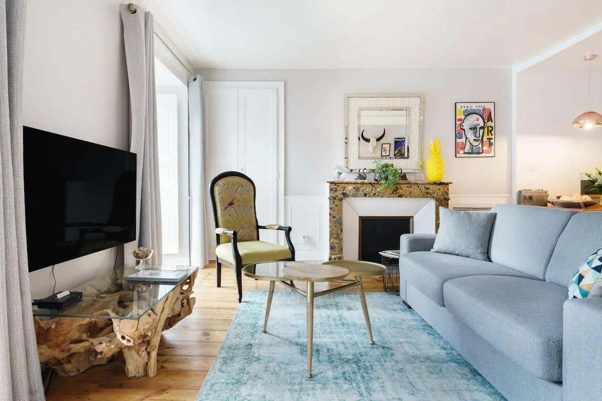 Appartement en hypercentre alliant charme et design