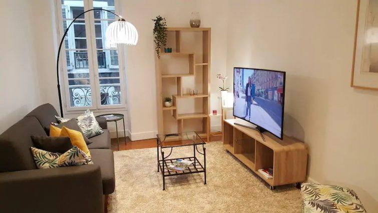 Appartement T2 Pau Centre Ville