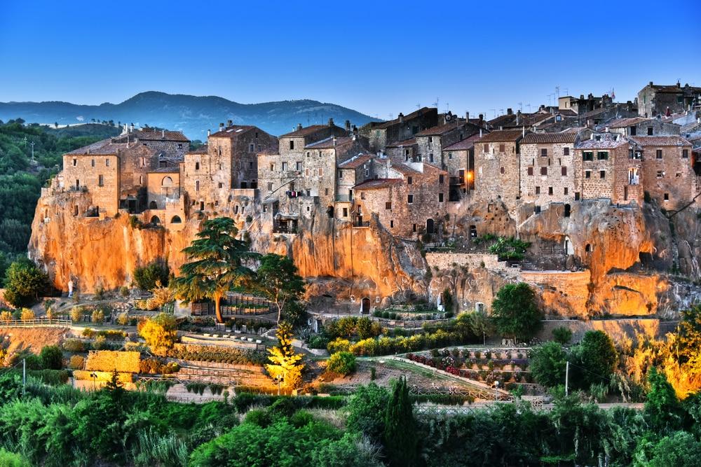 villages Toscane - Pitigliano