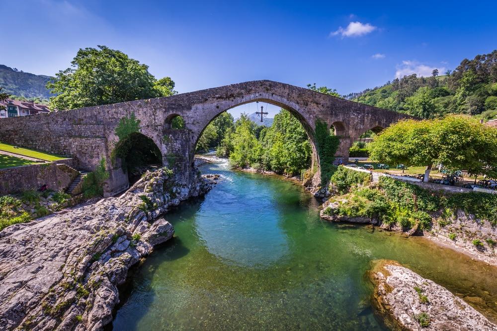 Pont de Cangas de Onis
