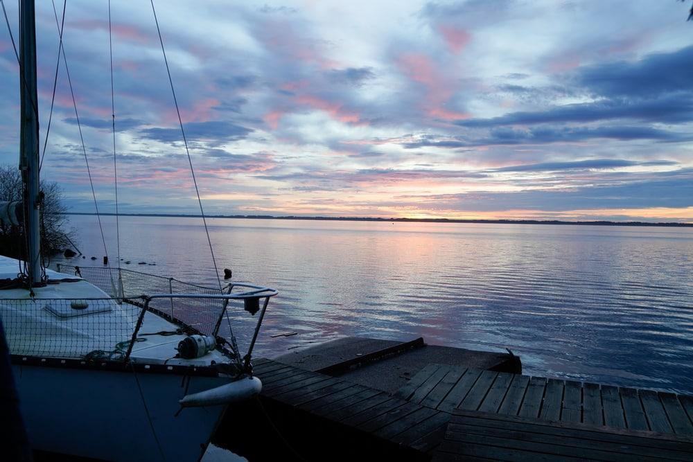 Location bateau Port Biscarrosse