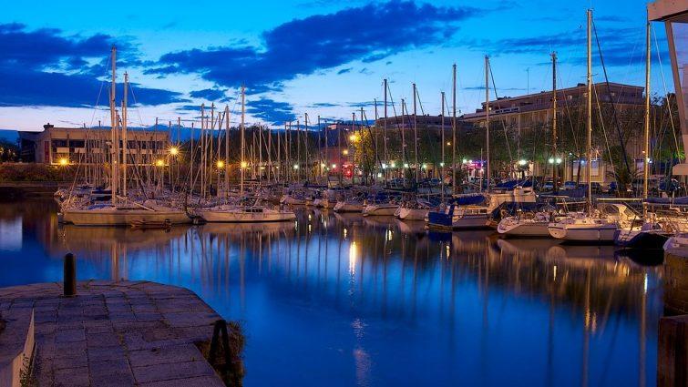 Louez un bateau - Port de nuit Lorient