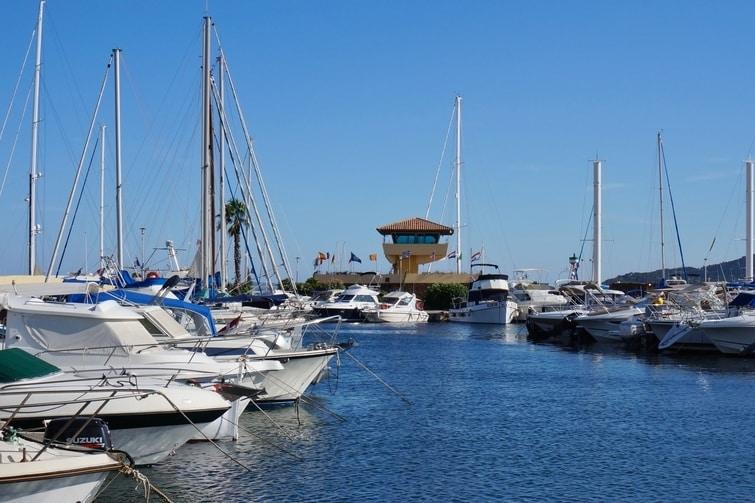 Port le Lavandou