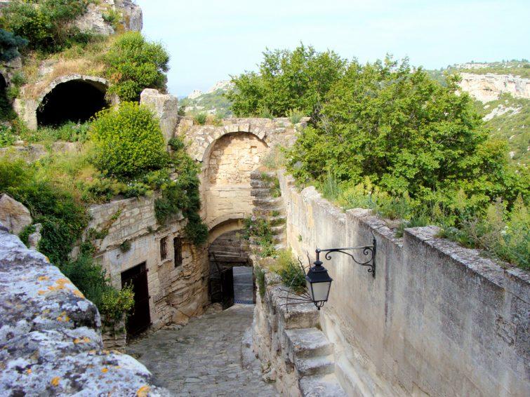 Porte Eyguières