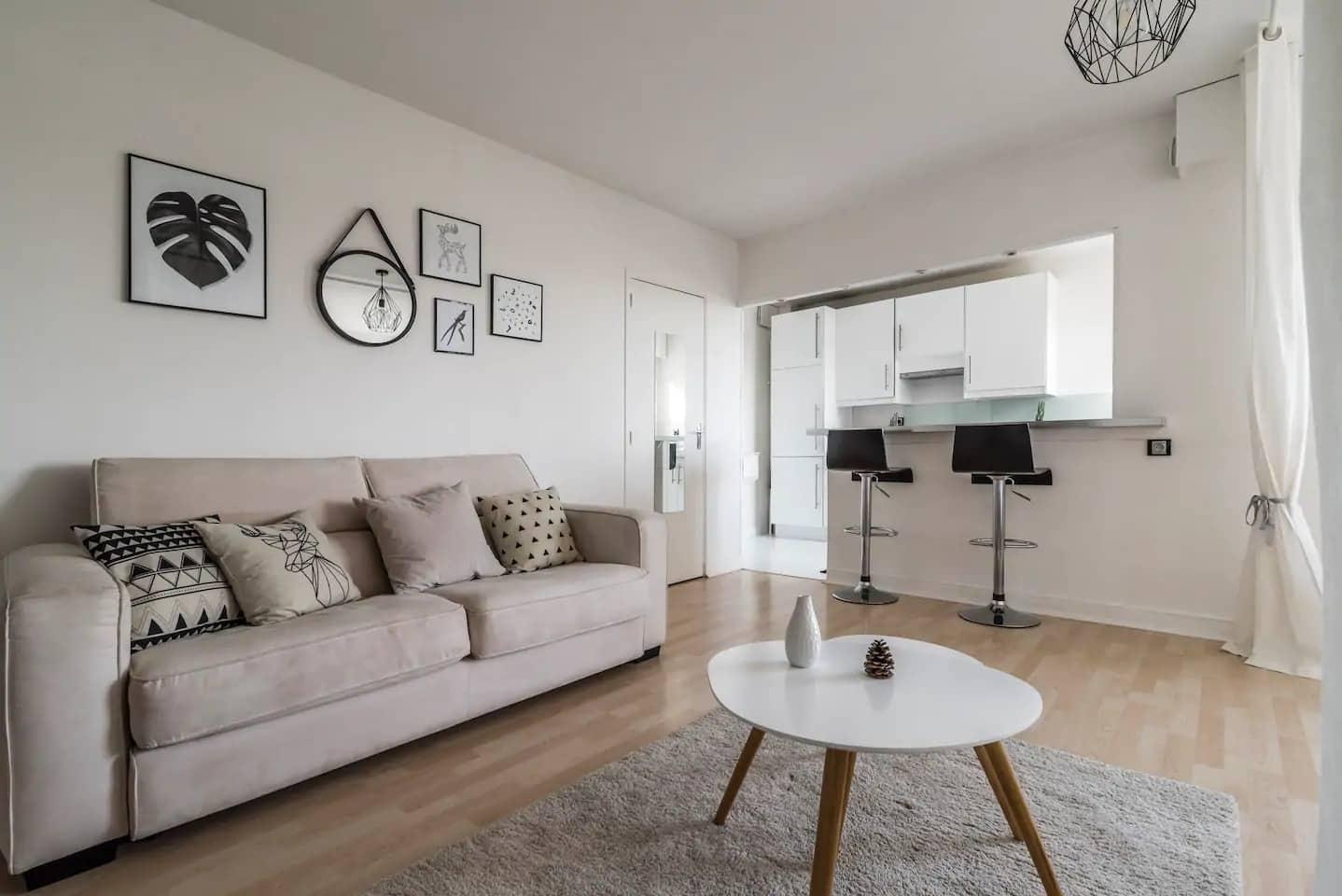 Appartement lumineux Reims
