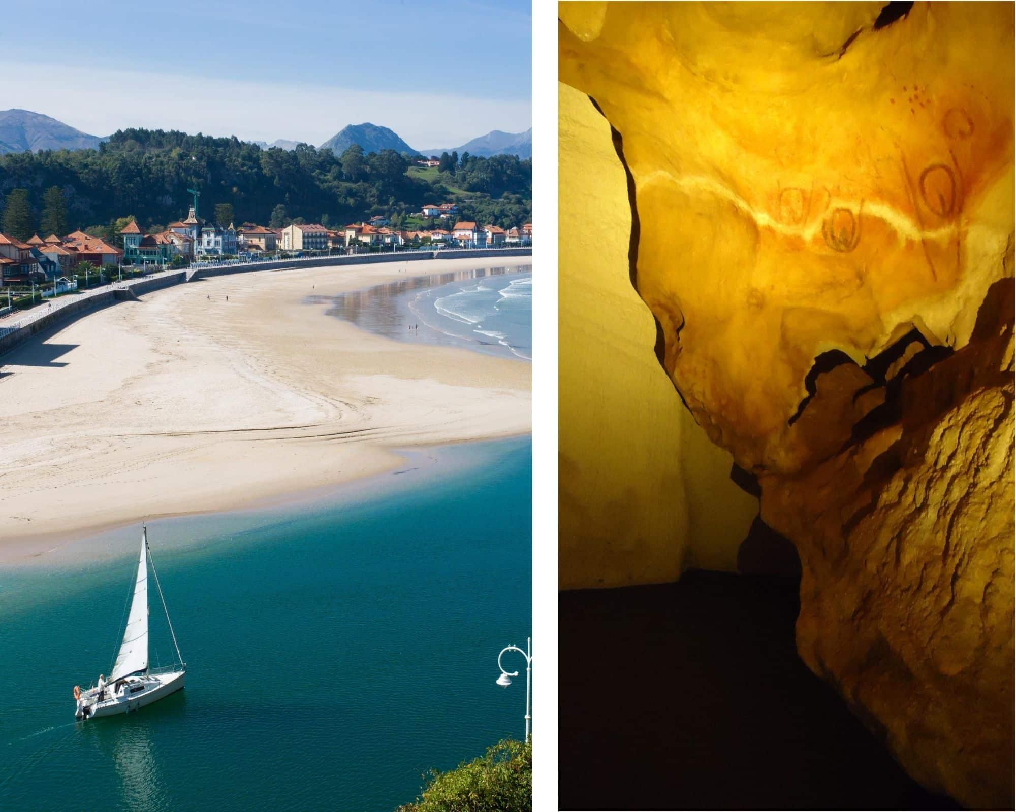 Ribadesella et Grotte