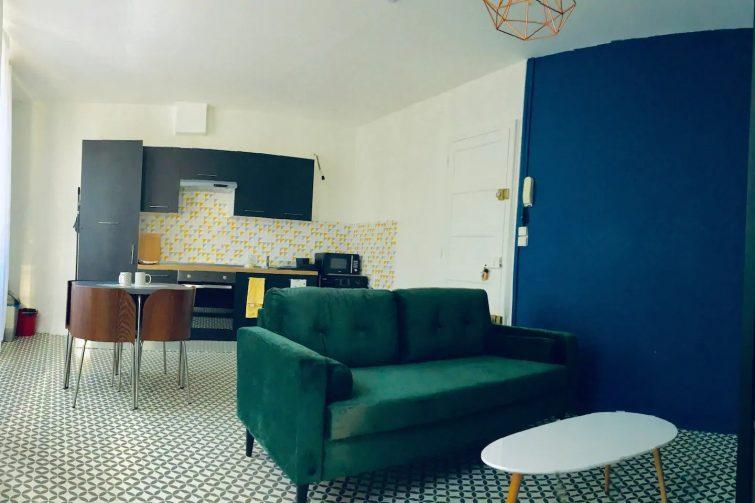 Airbnb Saint-Étienne - F1 centre-ville