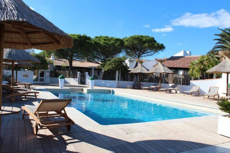 Airbnb Saintes-Maries-de-la-Mer - Residence Le Mas