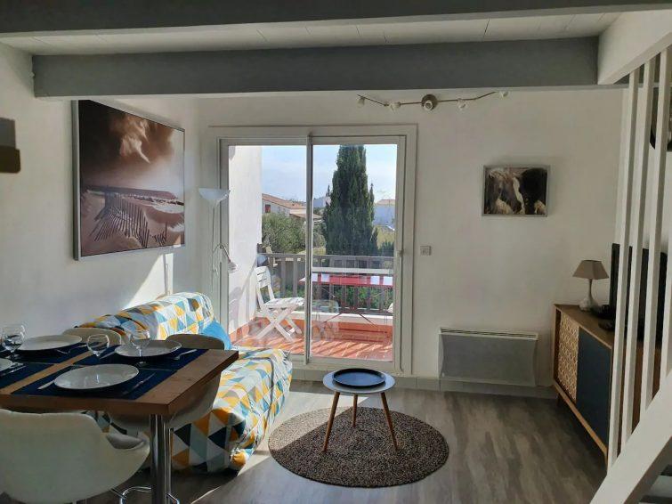 Airbnb Saintes-Maries-de-la-Mer - La farigoulette