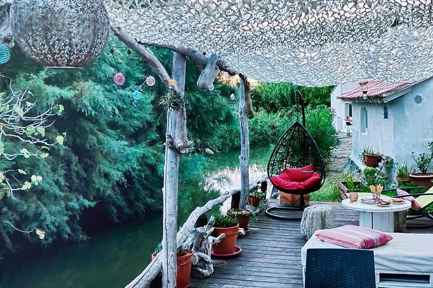 Airbnb Saintes-Maries-de-la-Mer - Maison Carmarguaise