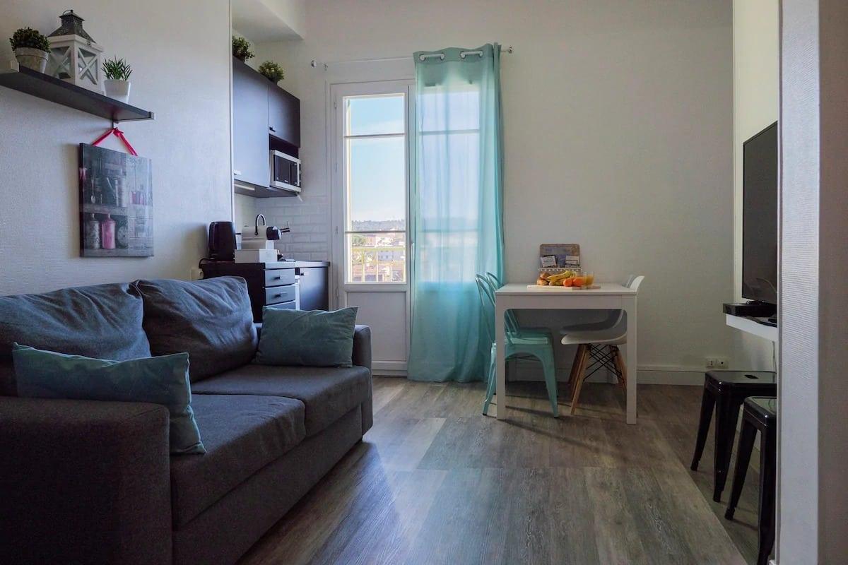Airbnb Salon de Provence T3 Centre Ville