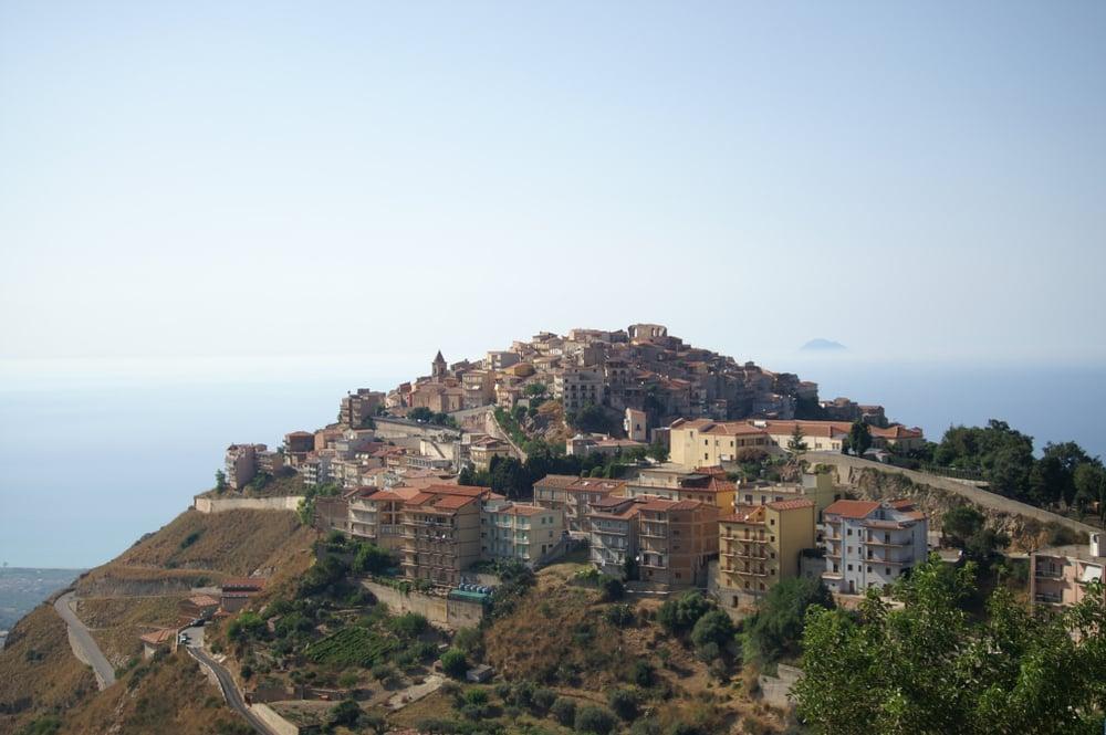 villages Sicile - San Marco d'Alunzio