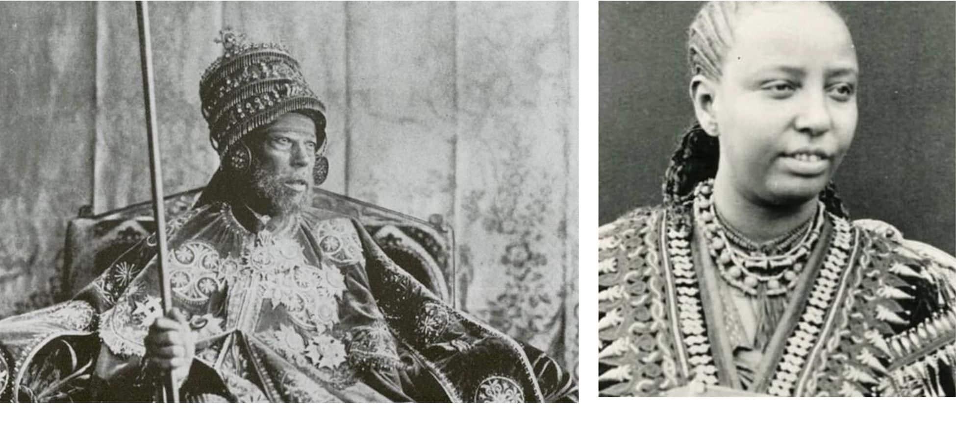 Menelik - Éthiopie