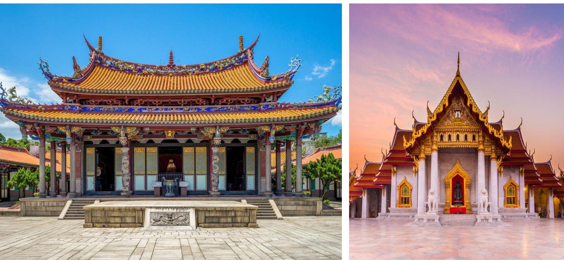 Taïwan / Thaïlande