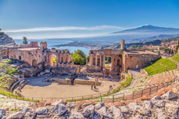 Les 14 plus beaux villages de Sicile