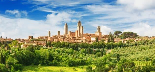 Les 14 plus beaux villages de Toscane
