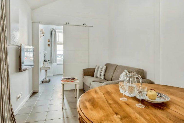Maisonnette-appartement de charme proche Château