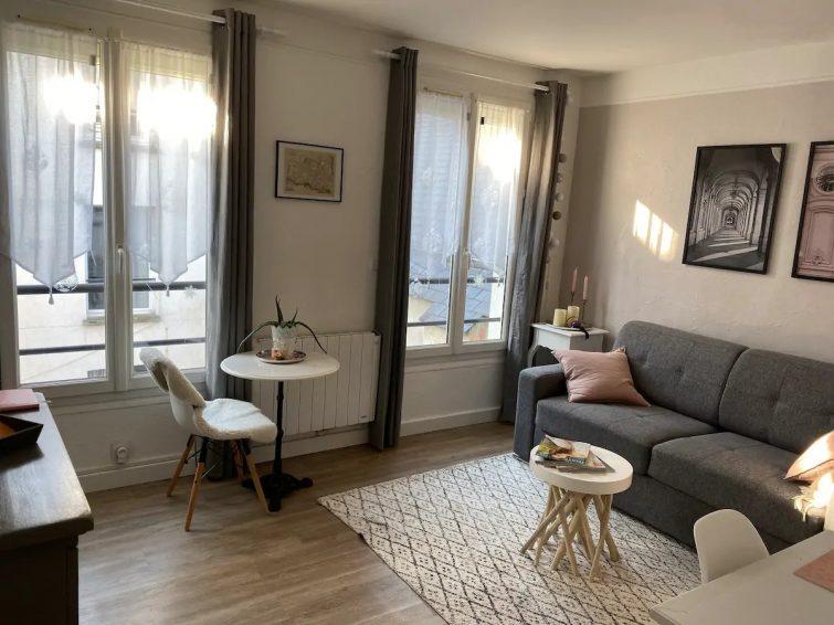 Studio cosy Versailles