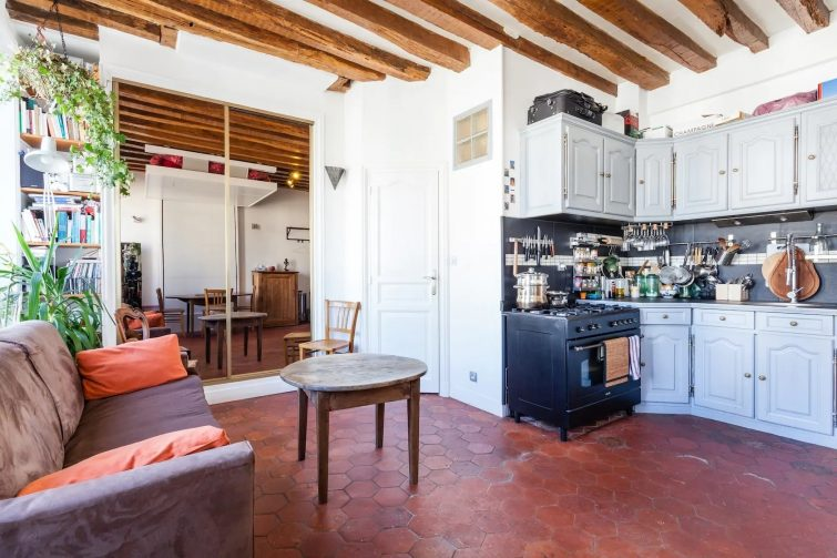 Charming apartment Versailles