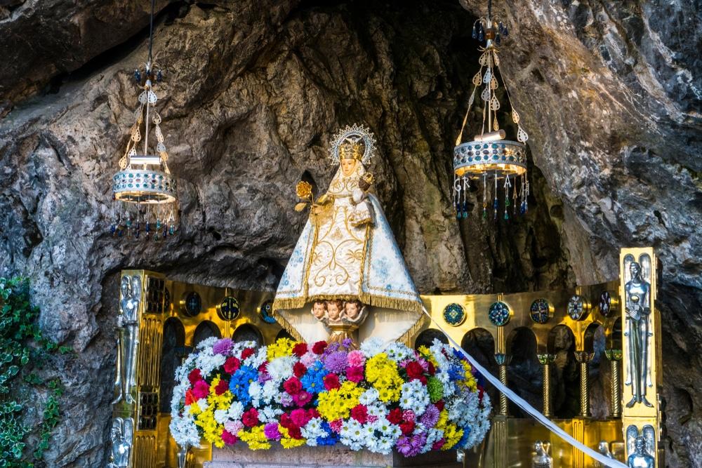 Vierge de Covadonga