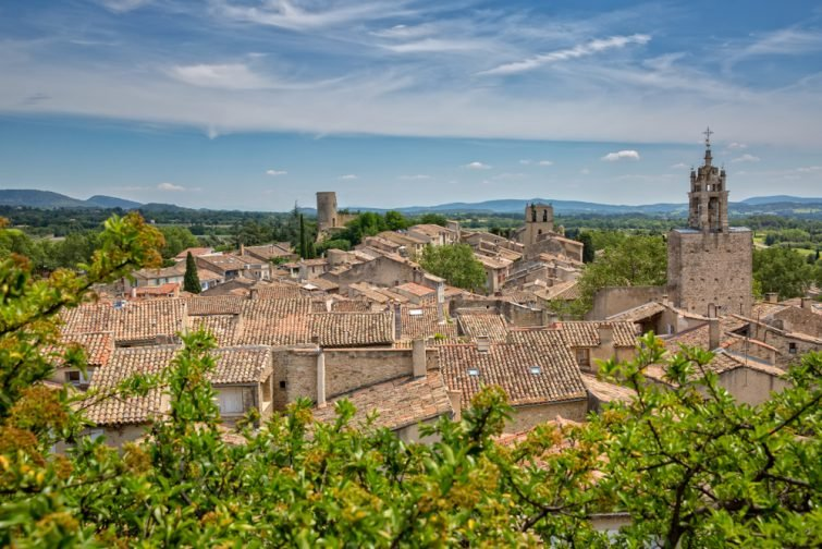 Village Cucuron