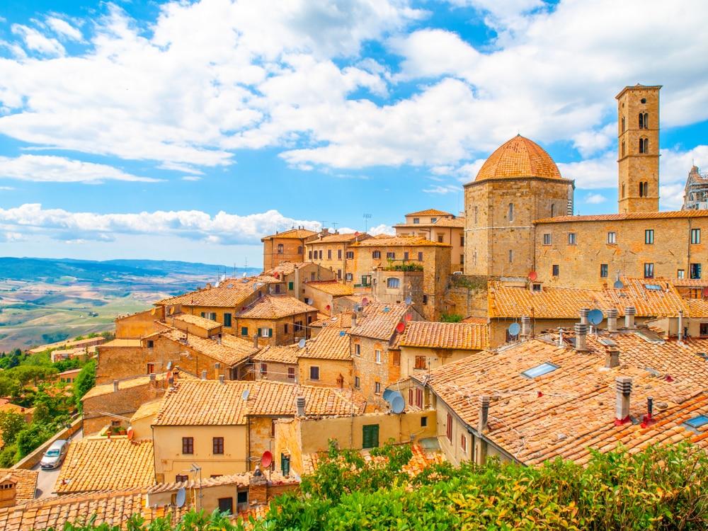 villages Toscane - Volterra