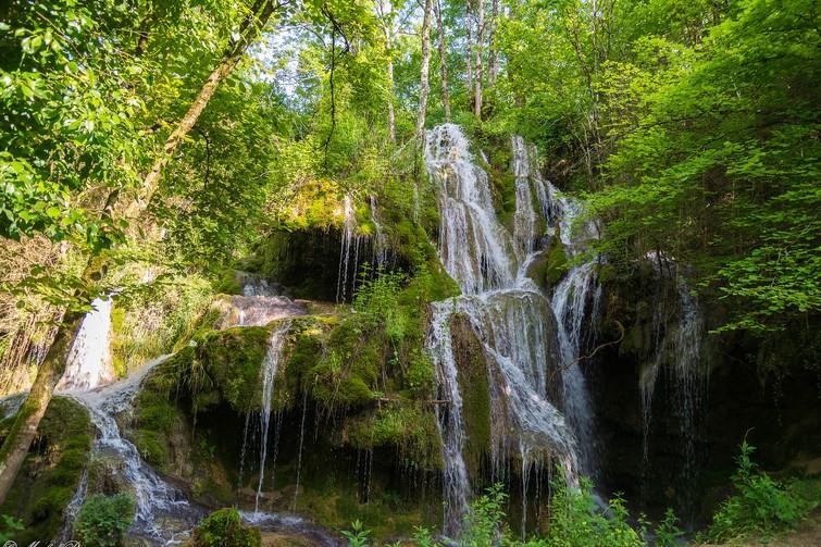 Randonnée Ariège : Les Cascades de Roquefort