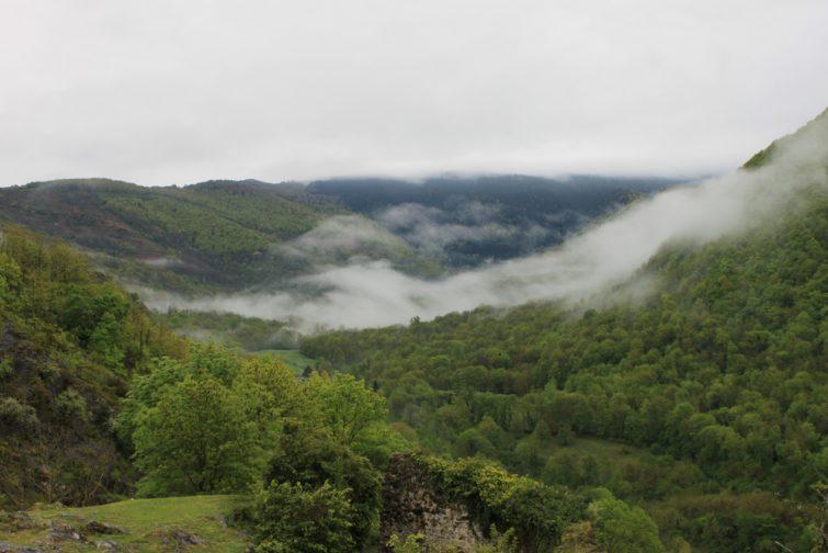 Chemin de la Mine, Vicdessos
