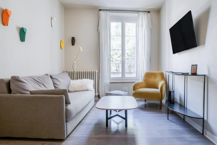Intra-Muros, confortable appartement, design et fonctionnel
