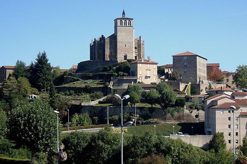 Villages d'Auvergne Rhône-Alpes : Saint-Symphorien-sur-Coise