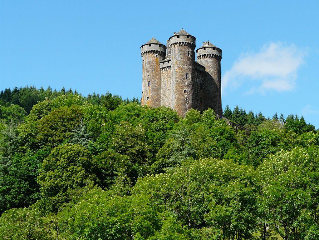 Villages d'Auvergne Rhône-Alpes : Tournemire