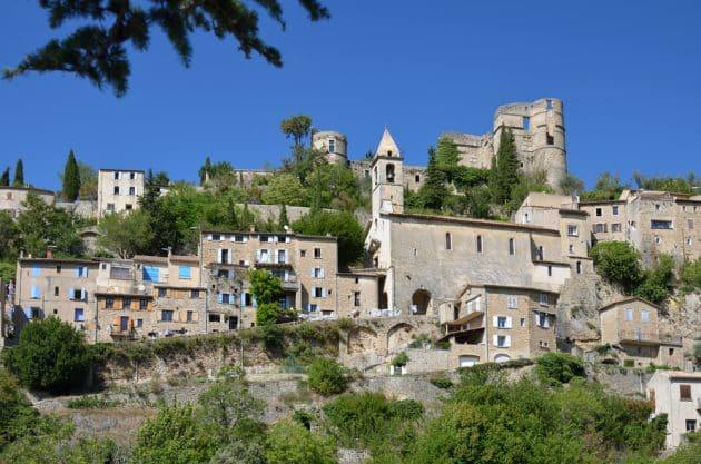 Où manger à Montbrun-les-Bains ?