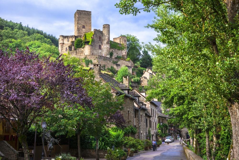 Village de Belcastel