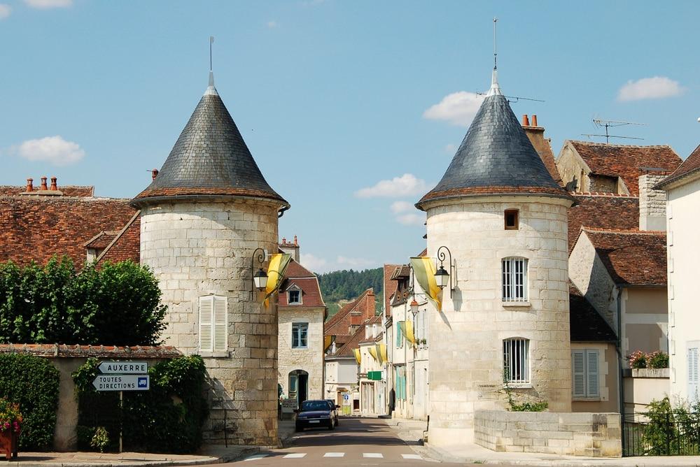 Villages de Bourgogne Franche-Comté : Chablis