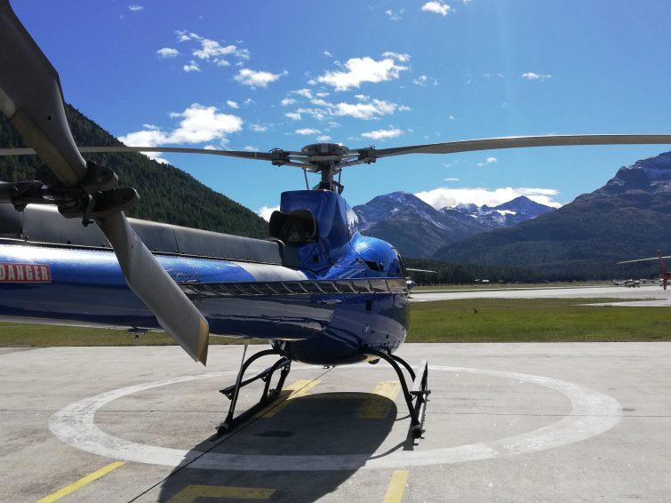 Vol et baptême de l'air en hélicoptère