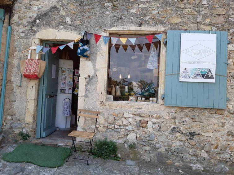 La petite boutique de Mirmande