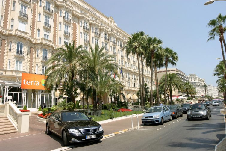 Parking pas cher Cannes