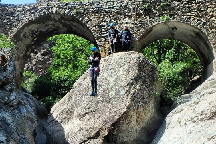Canyoning Calvi