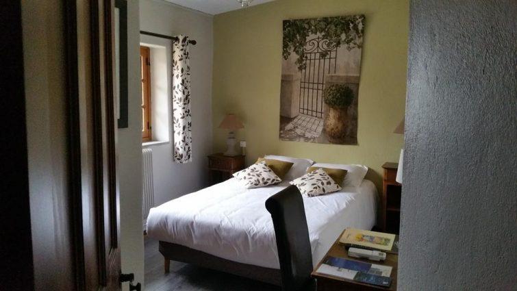 Dormir à Mirmande : hôtel La Capitelle