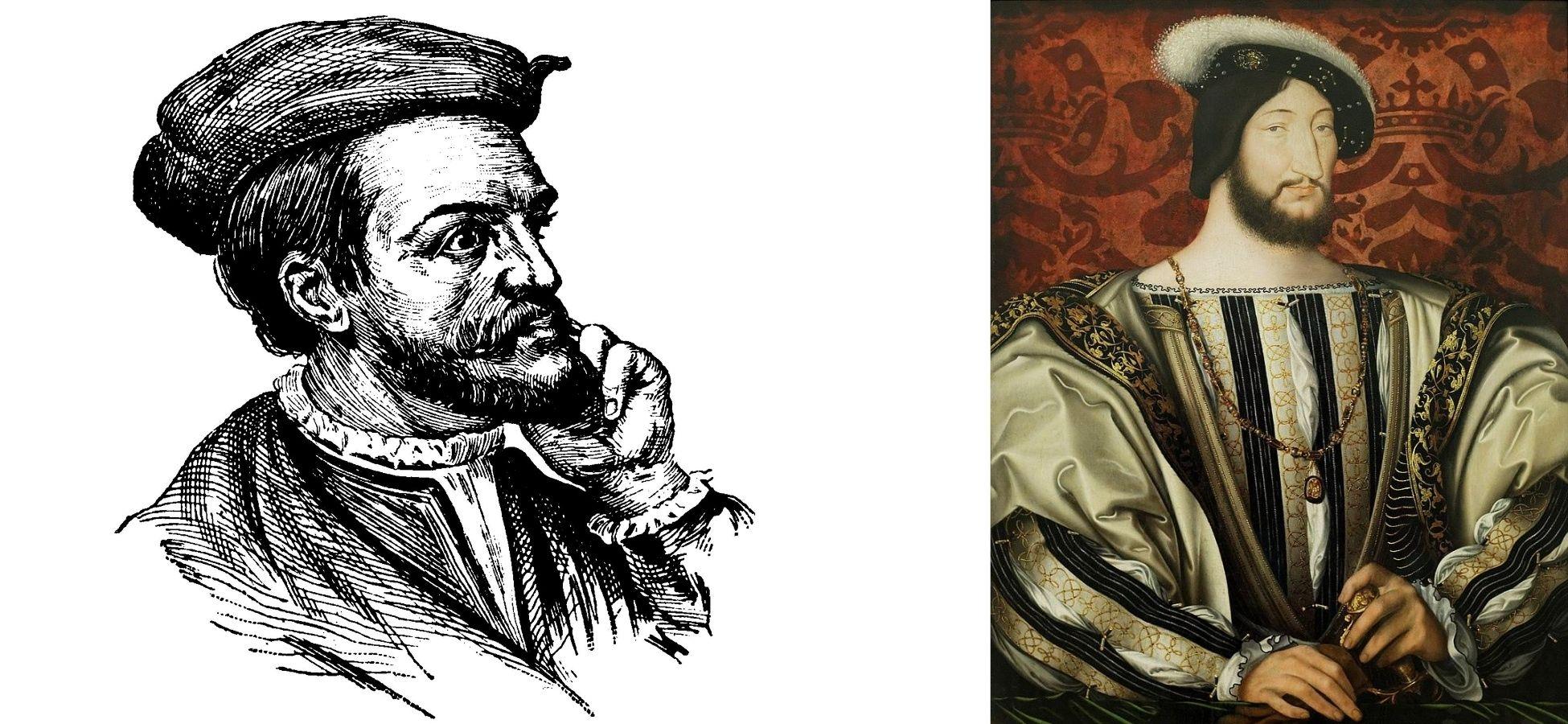 Jacques Cartier & François Ier