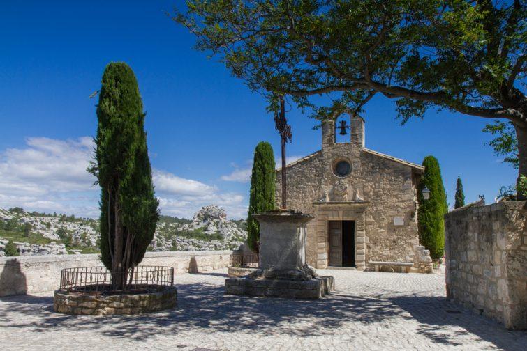 Chapelle des Pénitents Blancs, Baux-de-Provence