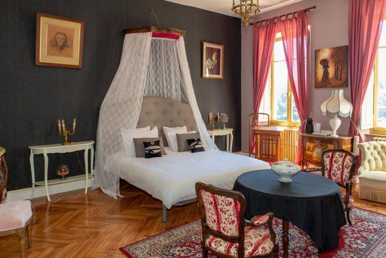 dormir à Saint-Bertrand-de-Comminges : Château de Barsous