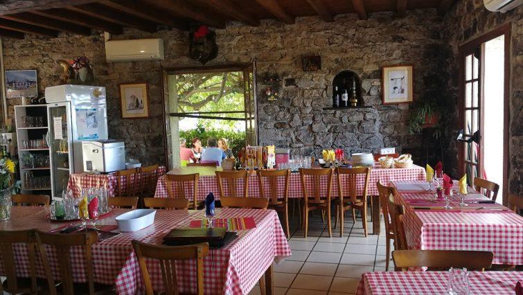 Ma,ger à Saint-Bertrand de Comminges : restaurant chez Simone