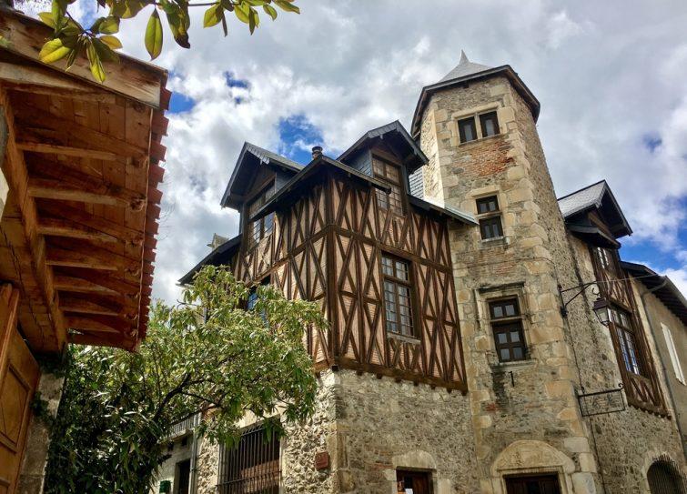 Cité médiévale, Saint-Bertrand-de-Comminges