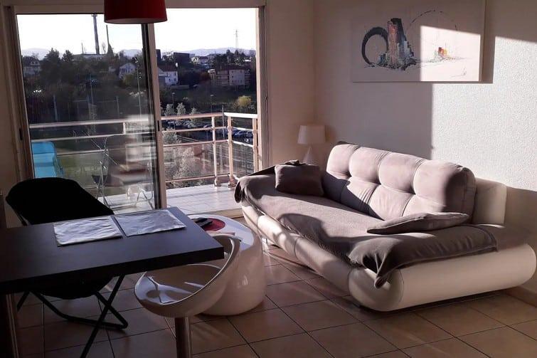 Clermont appartement calme design et lumineux