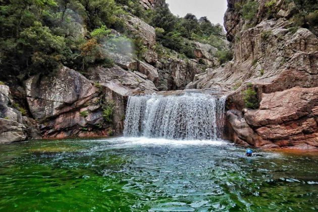 12 endroits où faire du canyoning en Corse